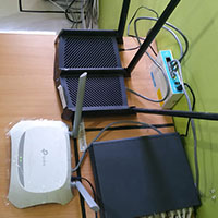 Pemasangan Access Point